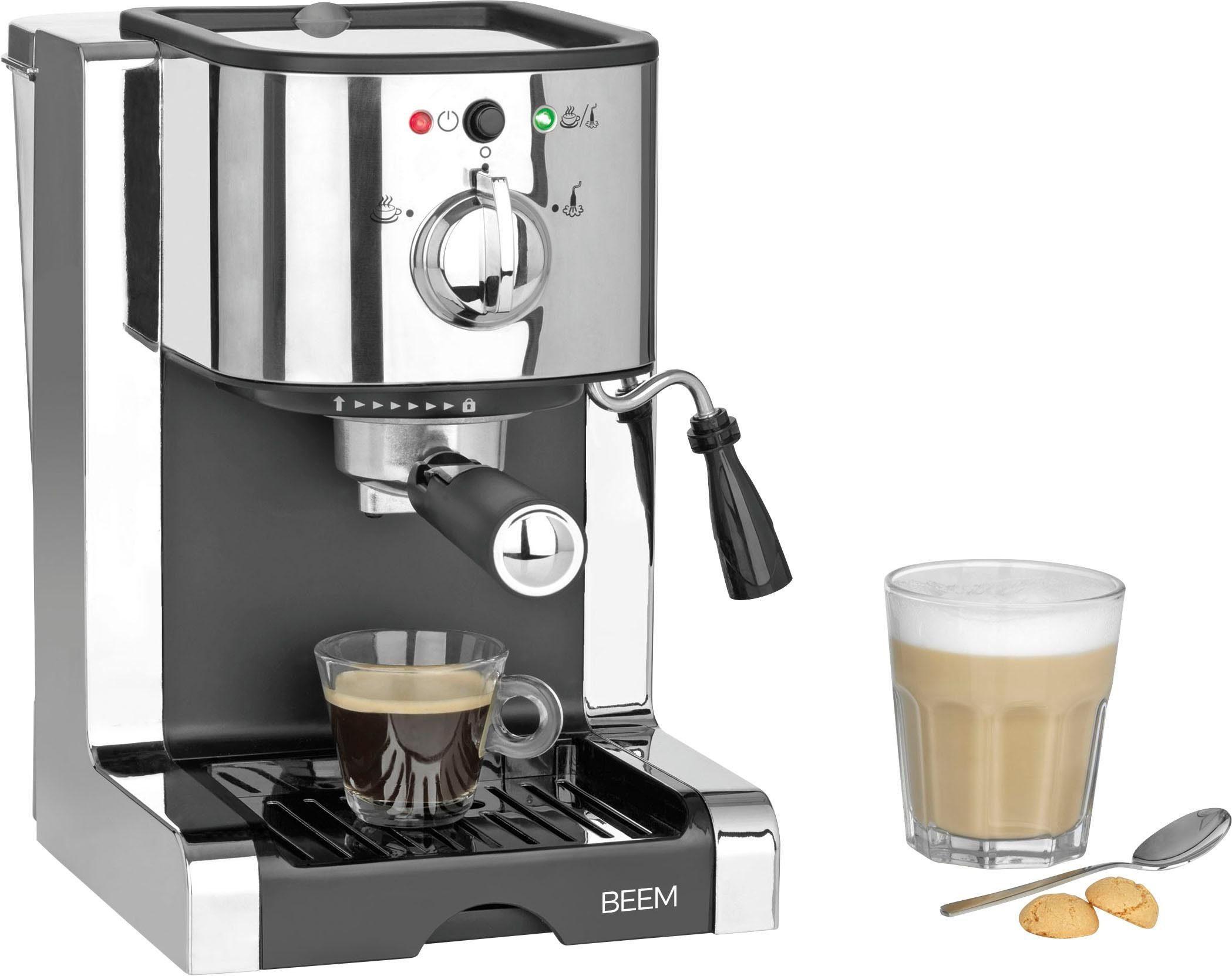 BEEM Siebträgermaschine Espresso-Perfect Technik & Freizeit/Elektrogeräte/Haushaltsgeräte/Kaffee & Espresso/Espressomaschine