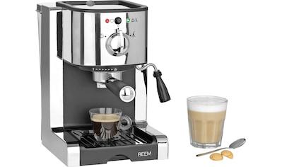 BEEM Siebträgermaschine Espresso - Perfect kaufen