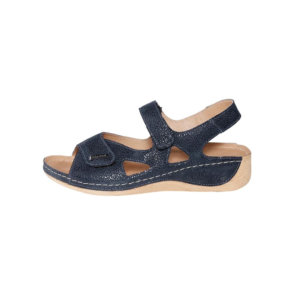 Naturläufer Sandale
