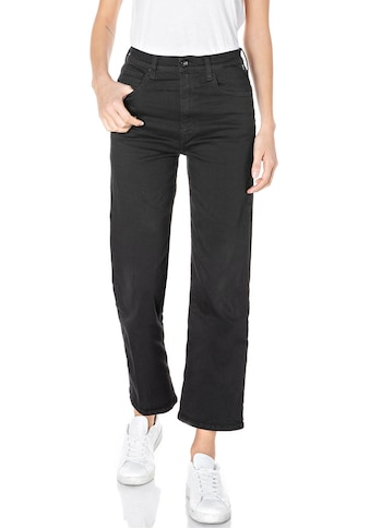 Replay 7/8-Jeans »Reyne-Rose Label«, 5-Pocket im Culotte-Style & mit Rose Label Patch kaufen