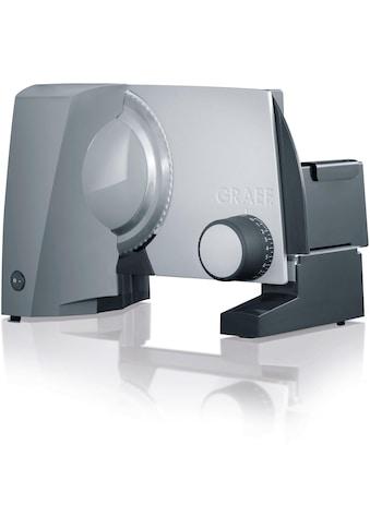 Graef Allesschneider G50, grau, 170 Watt kaufen
