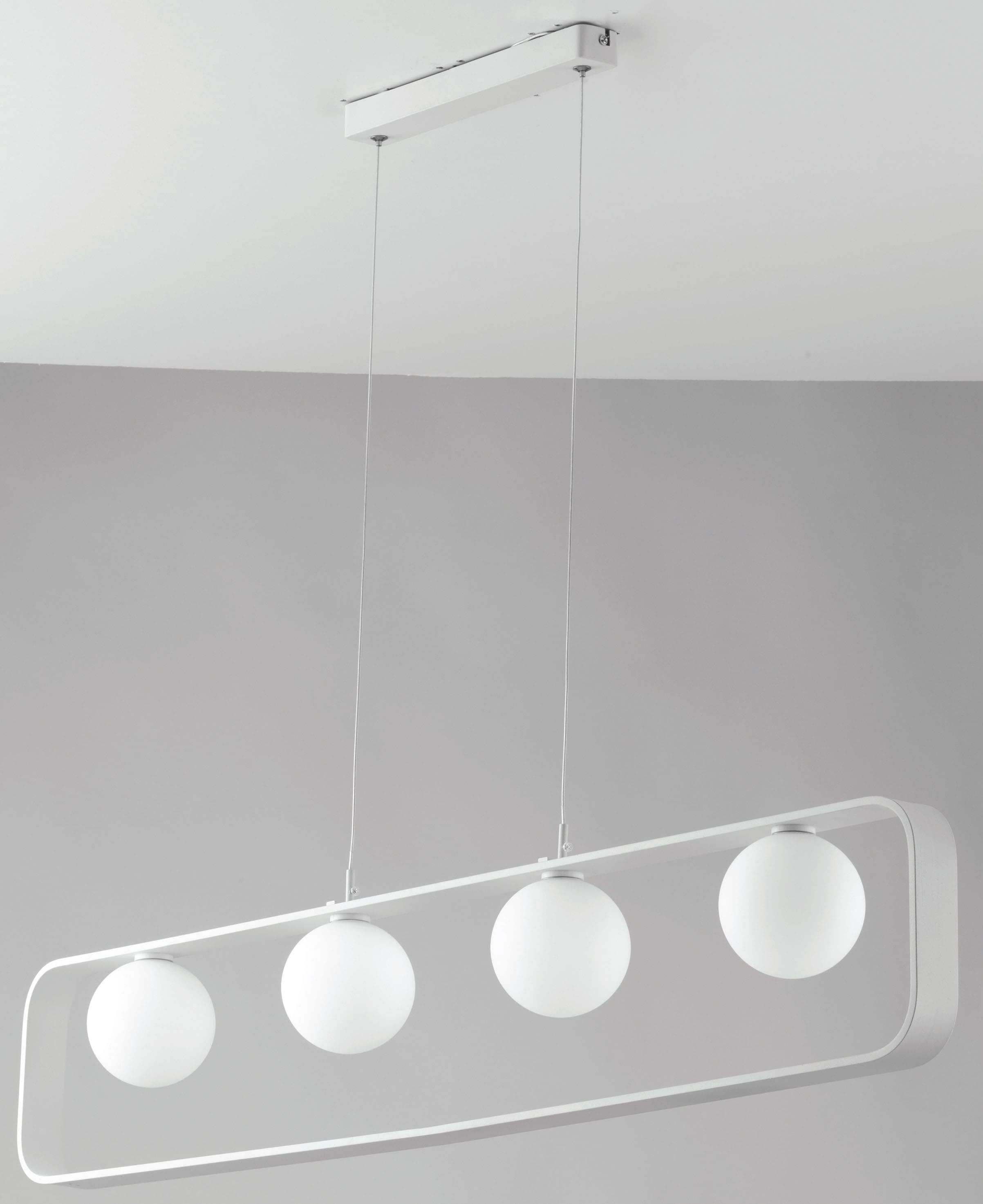 LUCE Design Pendelleuchte I-ROXY-S4, G9, 1 St.