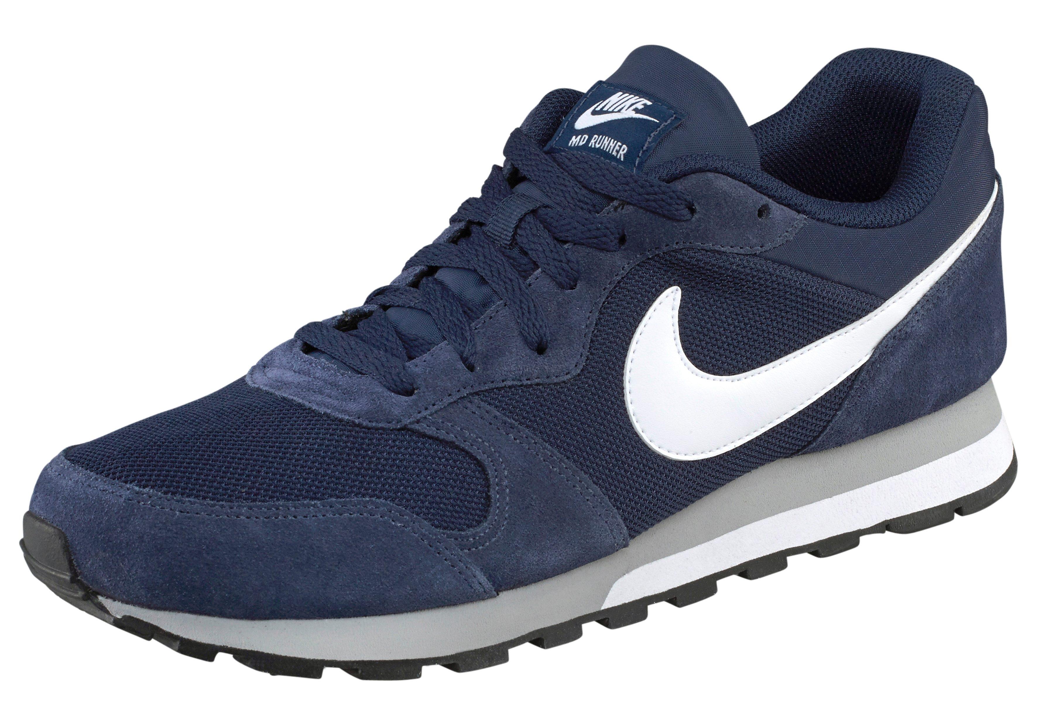 Nike Sportswear Sneaker MD Runner 2 M | Schuhe > Sneaker > Sneaker low | Blau | Nike Sportswear