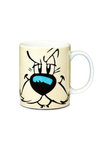LOGOSHIRT Tasse mit tollem Asterix - Print »Idefix Gesicht« kaufen