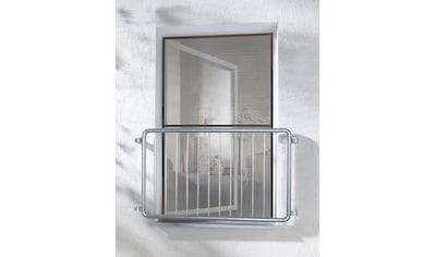 HECHT Insektenschutz - Fenster »MASTER SLIM XL«, braun/anthrazit, BxH: 130x220 cm kaufen