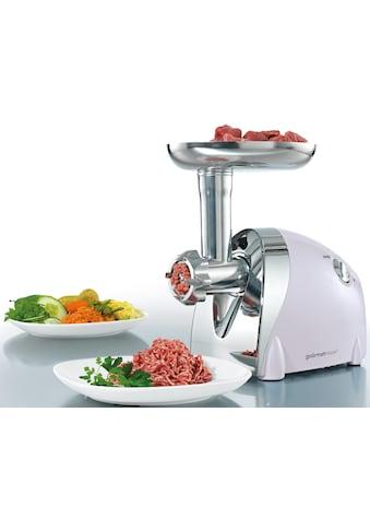 GOURMETmaxx Fleischwolf Küchenprofi 3in1, 1000 Watt kaufen