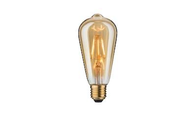 Paulmann LED-Leuchtmittel »Vintage Rustika 4W E27 Gold 1700K«, Extra-Warmweiß kaufen