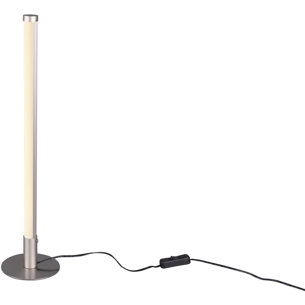 TRIO Leuchten LED Tischleuchte »SMARAGD«, LED-Board, 1 St., Farbwechsler