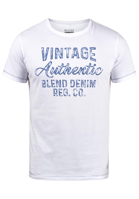 blend -  Rundhalsshirt Florenz, T-Shirt