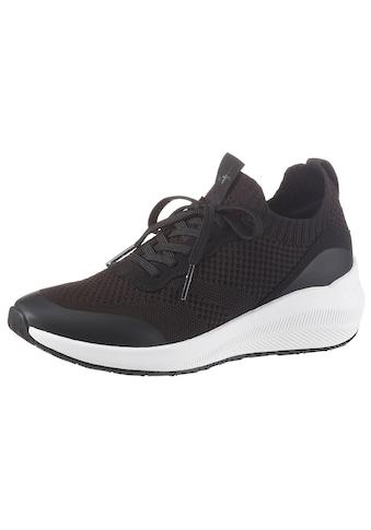 Tamaris Wedgesneaker »Fashletics«, mit sockenähnlichen Schaft kaufen