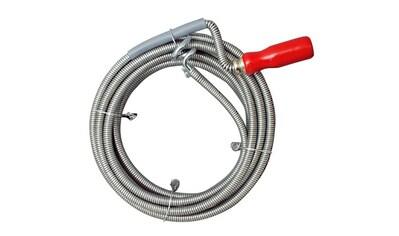 CORNAT Rohrreinigungsspirale Rohrreinigungswelle, Rohrspirale 10 Meter lang , Abflußfrei kaufen