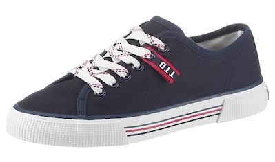TOM TAILOR Sneaker, mit Streifen in der Laufsohle kaufen