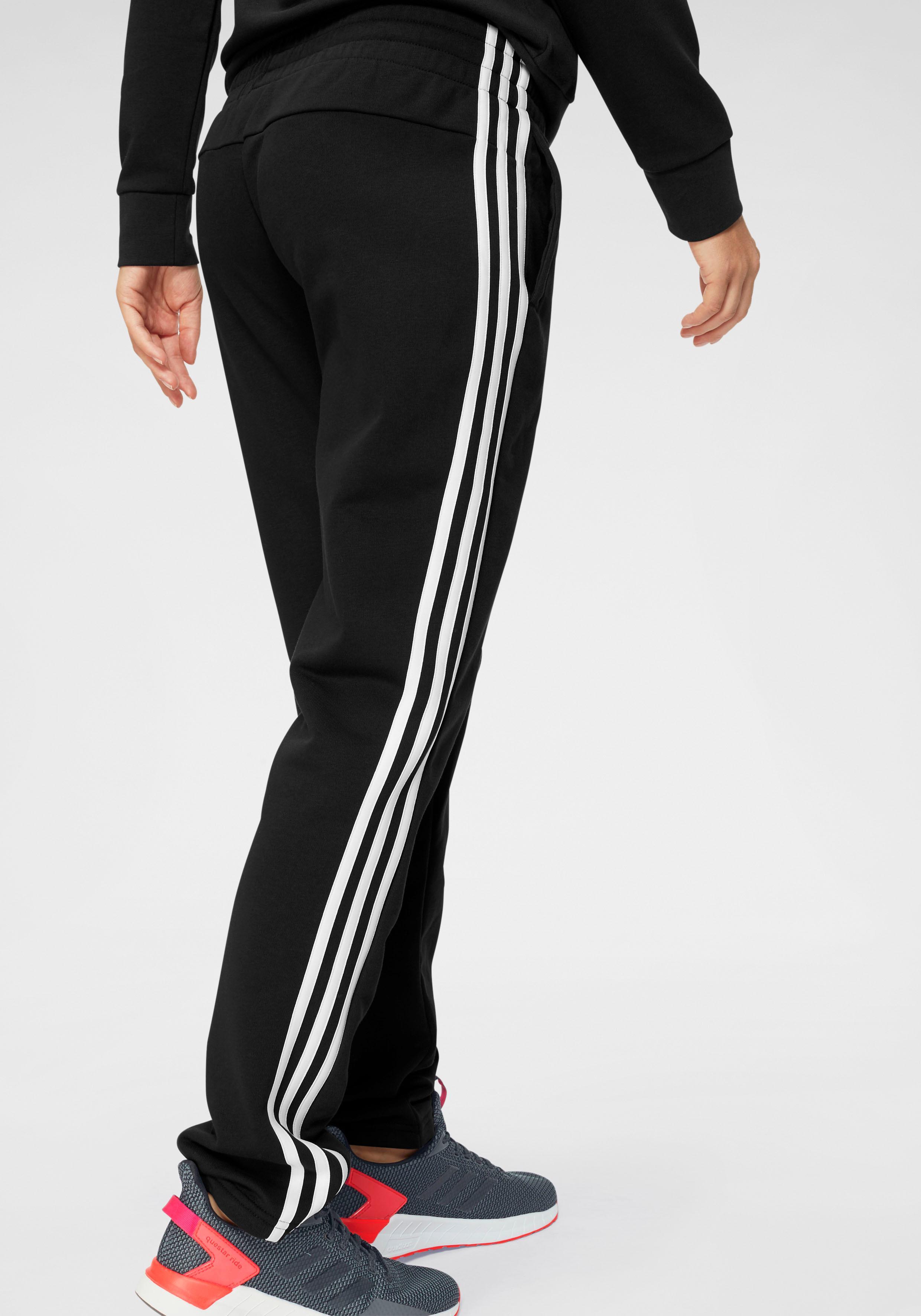 adidas Jogginghose 3 STRIPES PANT OH   Sportbekleidung > Sporthosen > Sonstige Sporthosen   Schwarz   Adidas