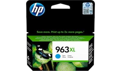 HP »hp 963XL Original Cyan« Tintenpatrone (1 - tlg.) kaufen