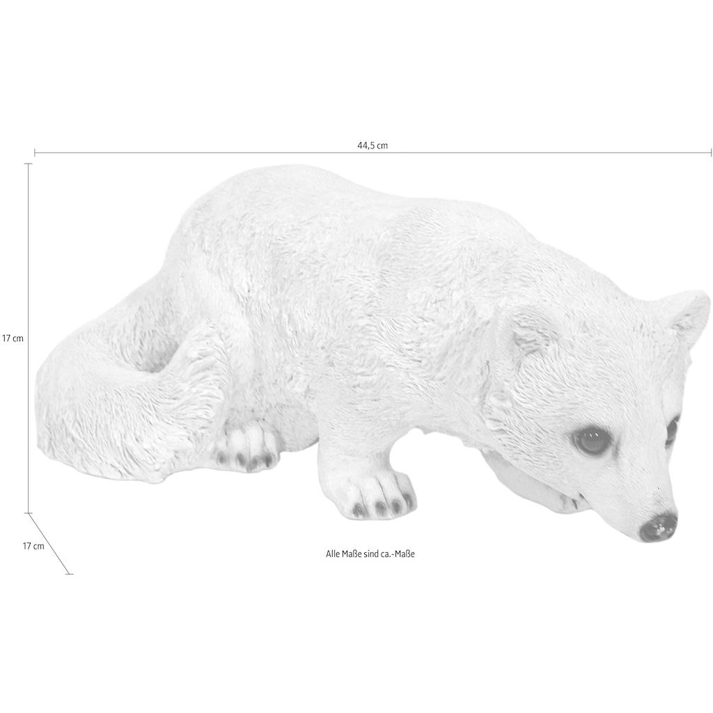 Casa Collection by Jänig Tierfigur »Schneefuchs«, Breite 45 cm