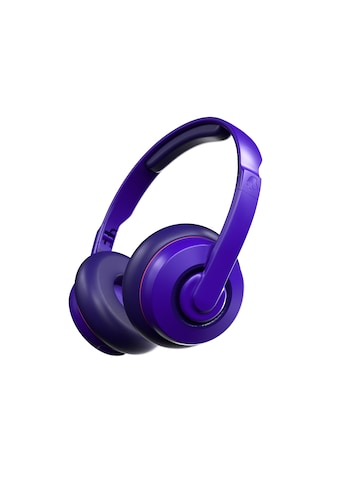 Skullcandy Headset »CASSETTE WIRELESS ON - EAR RETRO SURF PURPLE« kaufen