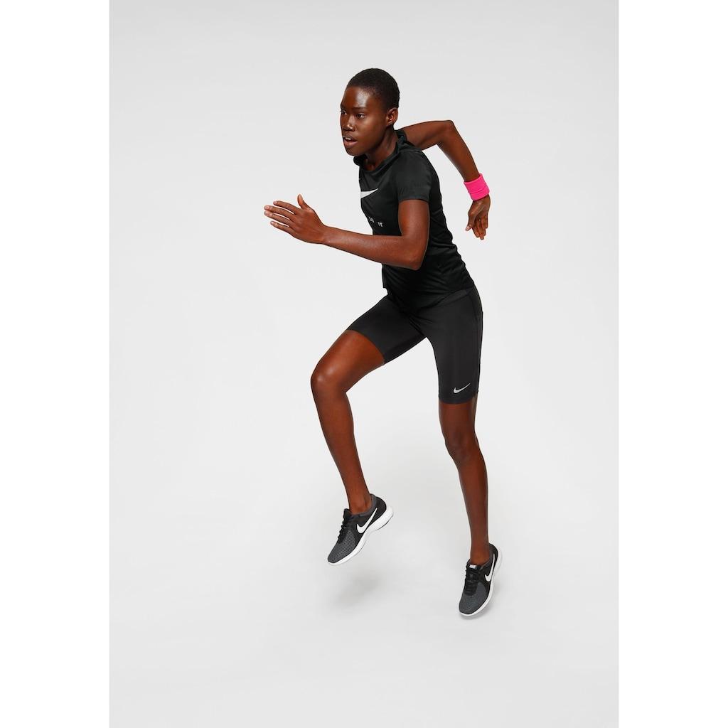 Nike Laufshirt »Nike Women's Short-Sleeve Running Top«, Dri-FIT Technologie