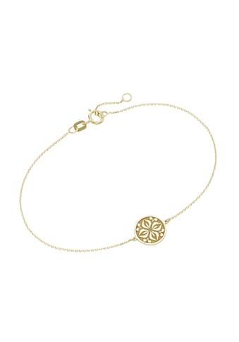 Luigi Merano Armband »mit Ornament, Gold 375« kaufen