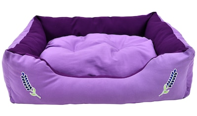 HEIM Hundebett und Katzenbett »Lavendel«, BxLxH: 58x75x19 cm kaufen