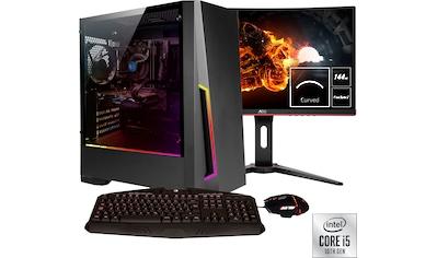 Hyrican »Pandora SET02016« Gaming - PC (Intel, Core i5, GeForce) kaufen