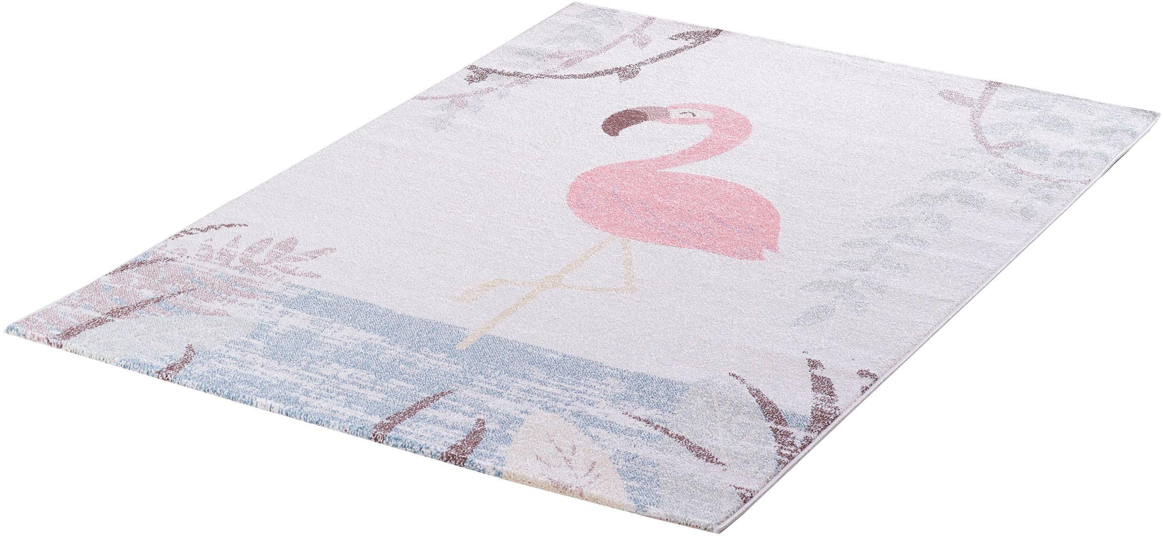 Kinderteppich Luna Kids 4610 Sanat Teppiche rechteckig Höhe 12 mm maschinell gewebt