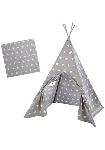 roba® Spielzelt »LITTLE STARS«, 115 X 115 cm, Höhe von 156 cm kaufen