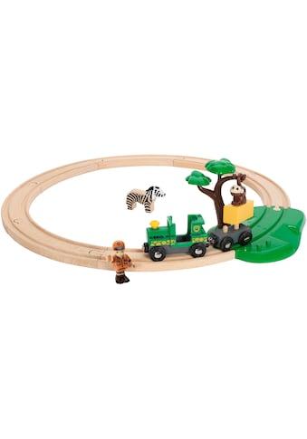 """BRIO® Spielzeug - Eisenbahn """"BRIO® WORLD Safari Bahn Set"""" (Set) kaufen"""