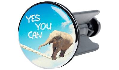 SANILO Stöpsel »Yes you can«, für Waschbecken, Ø 4 cm kaufen