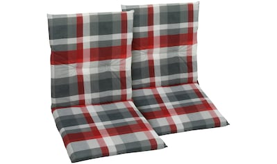 GO - DE Sesselauflage , (2er Set), (L/B): ca. 98x48 cm kaufen
