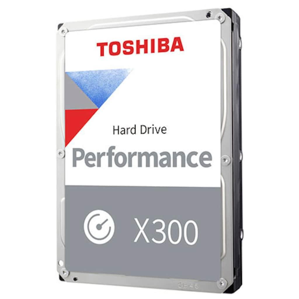 Toshiba HDD-Festplatte »X300 Performance 8TB Kit«, Bulk