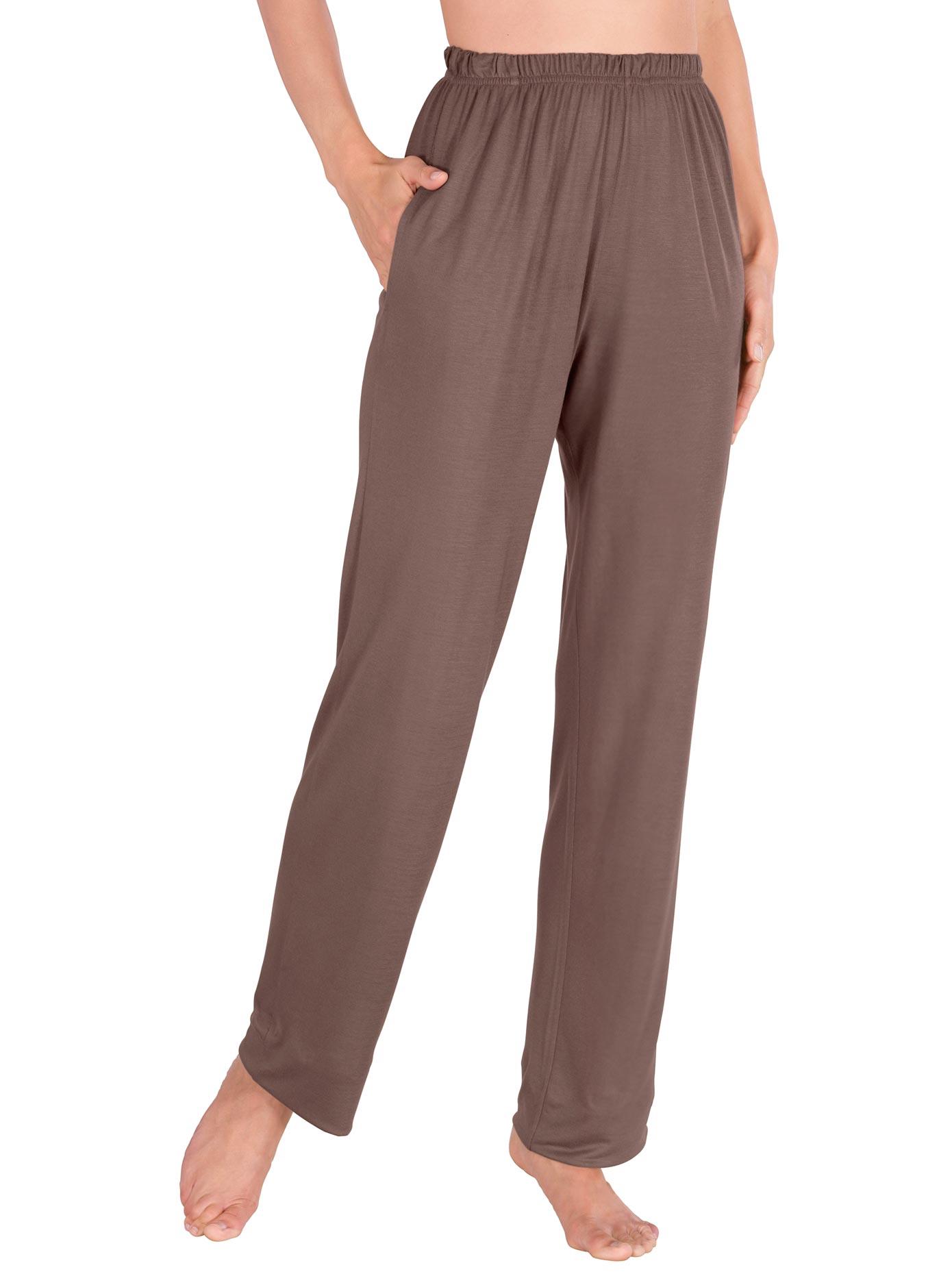Lady Freizeithose aus weich fließender Qualität   Bekleidung > Hosen > Gerade Hosen