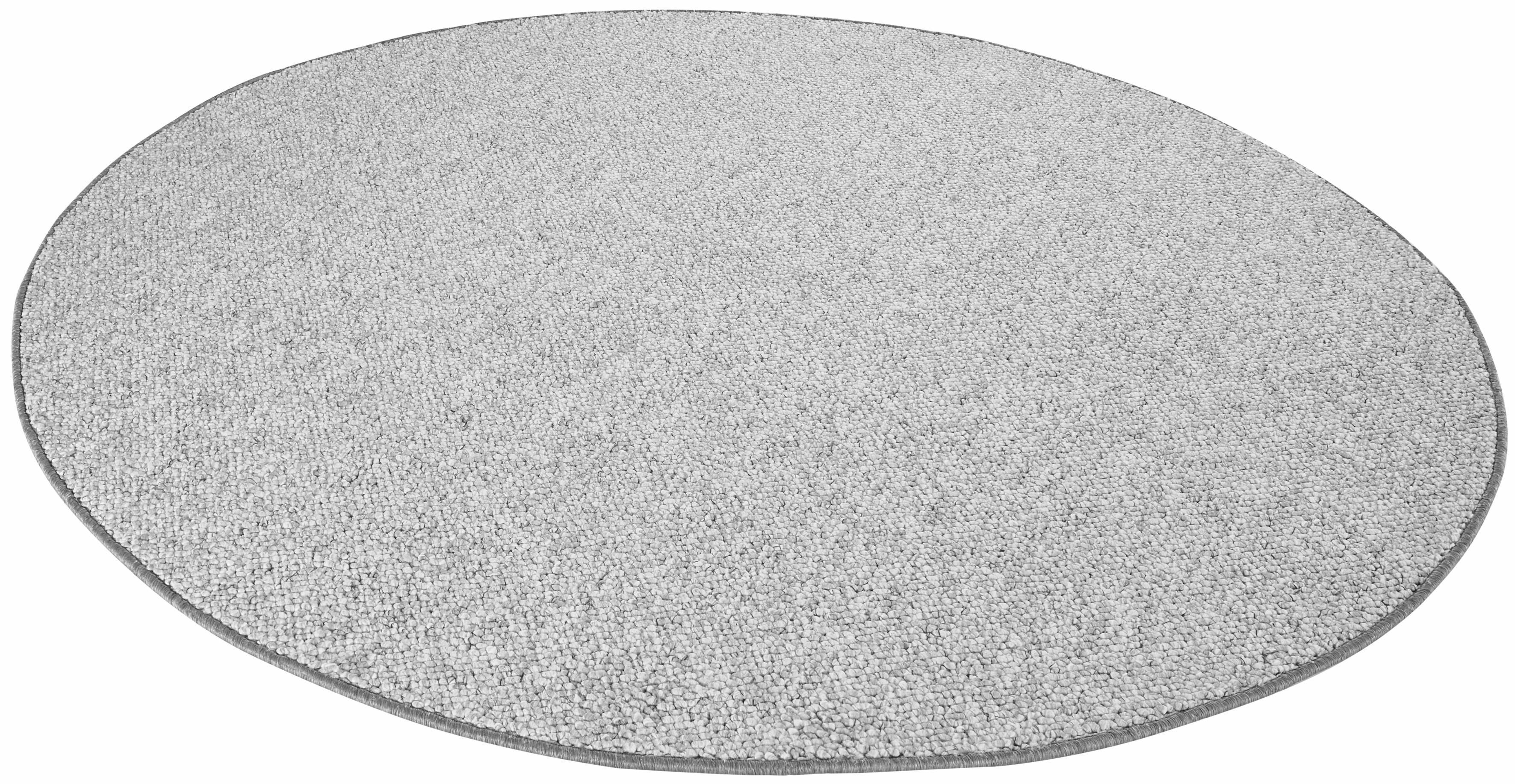Teppich Wolly 2 BT Carpet rund Höhe 12 mm maschinell getuftet