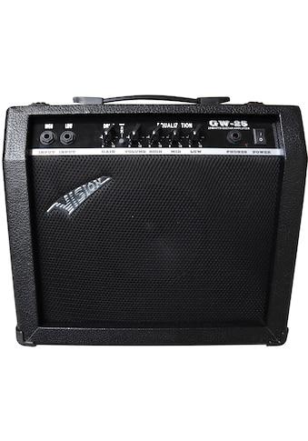 Verstärker »MSA - GW 25«, für Gitarren kaufen