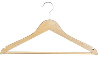 OTTO products Kleiderbügel »Tedd«, (Set, 10 tlg.), nachhaltiger Kleiderbügel aus... kaufen