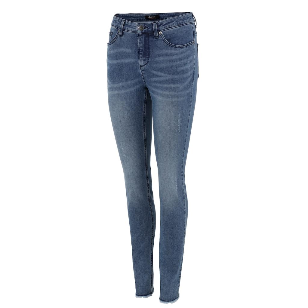 Aniston CASUAL Skinny-fit-Jeans, regular waist - NEUE KOLLEKTION