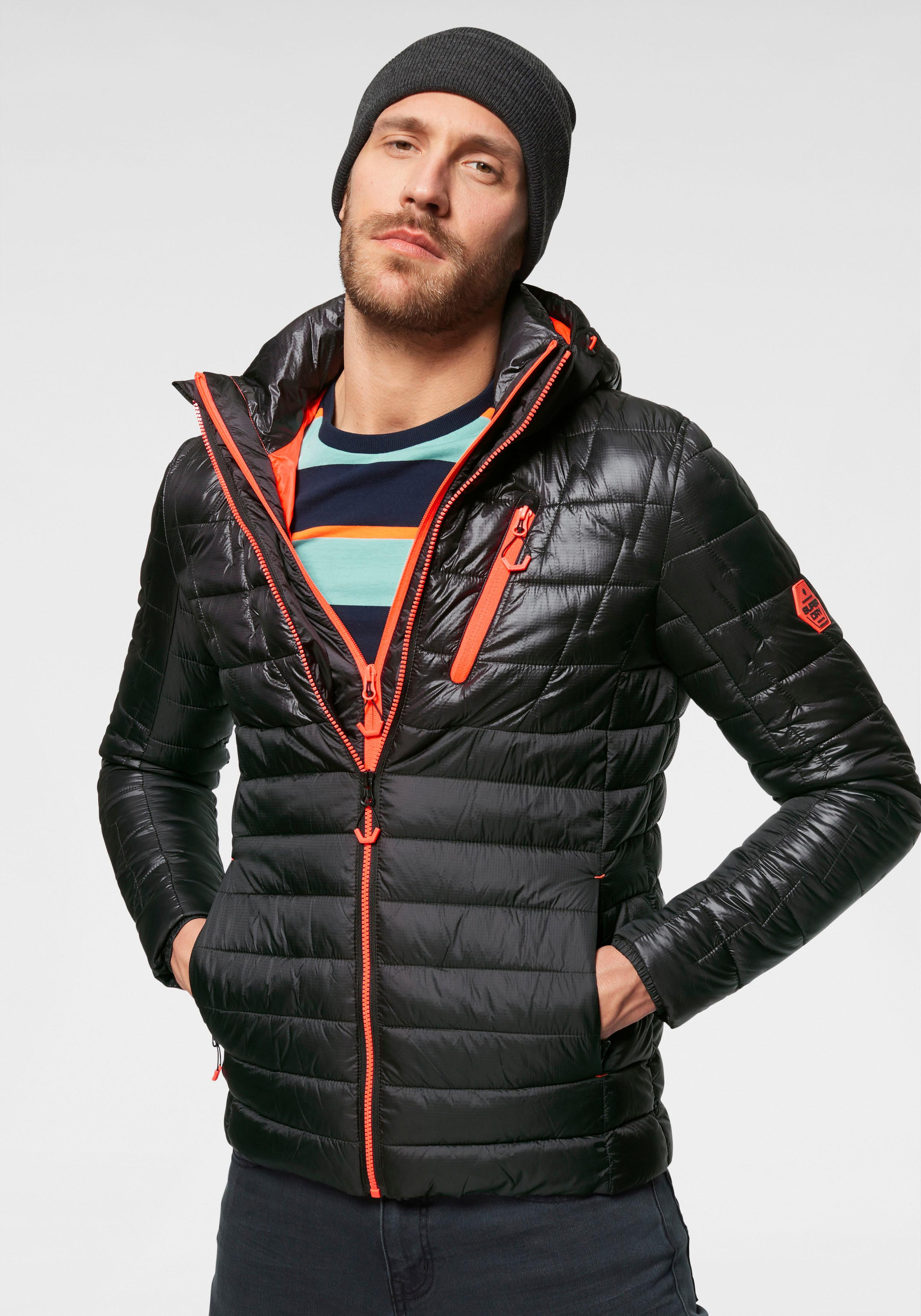info for dc8f7 f08c2 Superdry Steppjacke »EXOSPHERE HOODED FUJI« im Onlineshop » BAUR