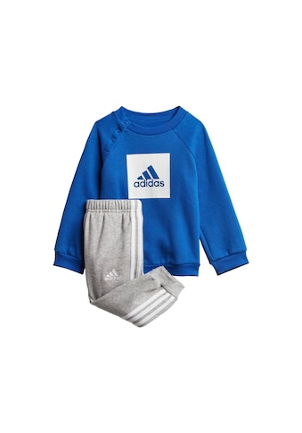 adidas Performance Jogginganzug »3-STREIFEN FLEECE«, (Set, 2 tlg.) kaufen