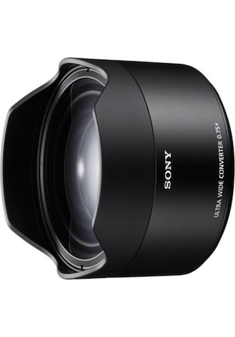 Sony Objektiv »Ultraweitwinkelkonverter für SEL28F20« kaufen