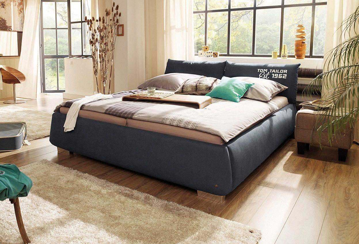 tom tailor polsterbett soft pillow auf rechnung. Black Bedroom Furniture Sets. Home Design Ideas