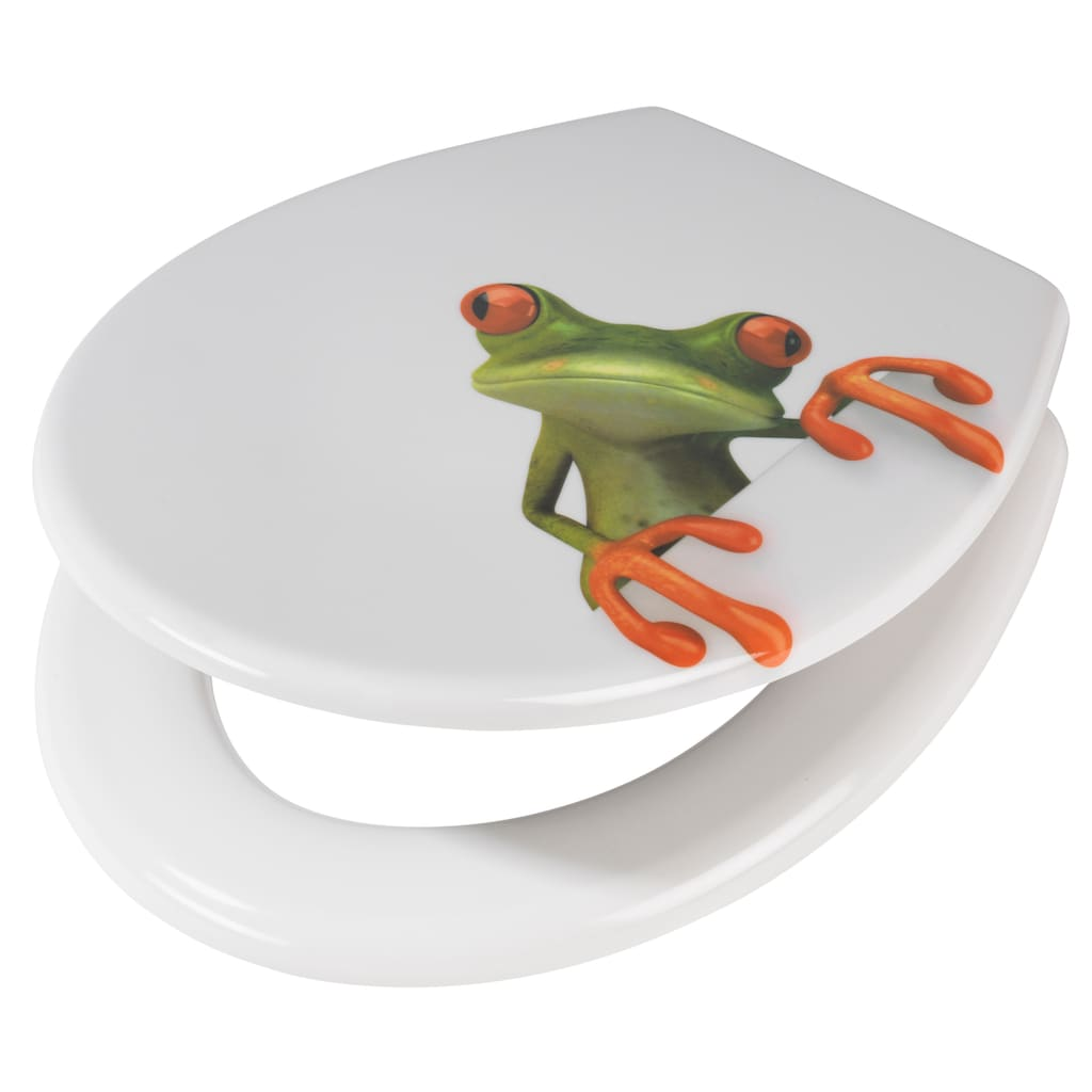 ADOB WC-Sitz »Cortina Frosch«, Mit Absenkautomatik