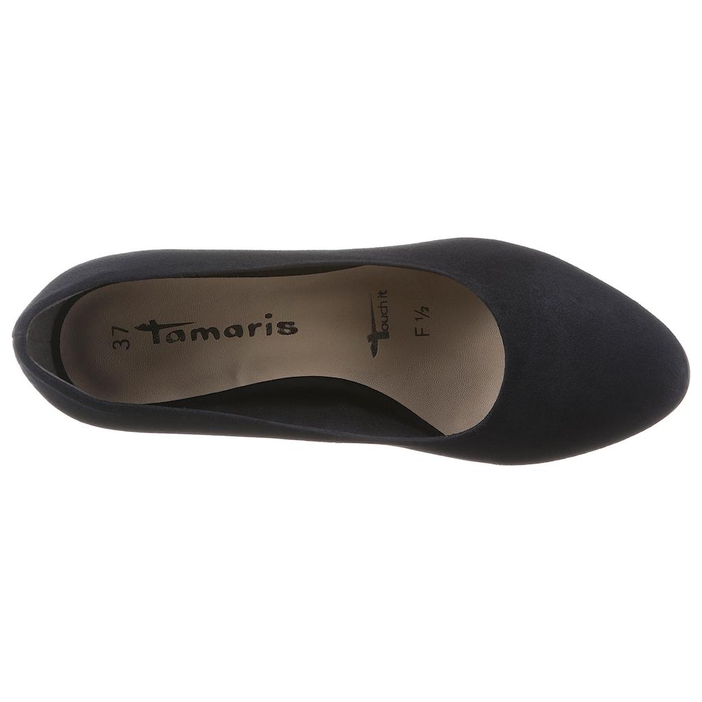 Tamaris Pumps »DAENERYS«, im zeitlosen Design