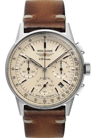 IRON ANNIE Chronograph »G38 Dessau, 5376-5« kaufen
