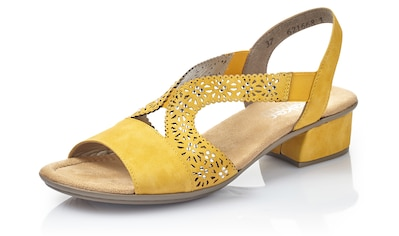 Rieker Sandalette, mit funkelnden Strasssteinchen kaufen