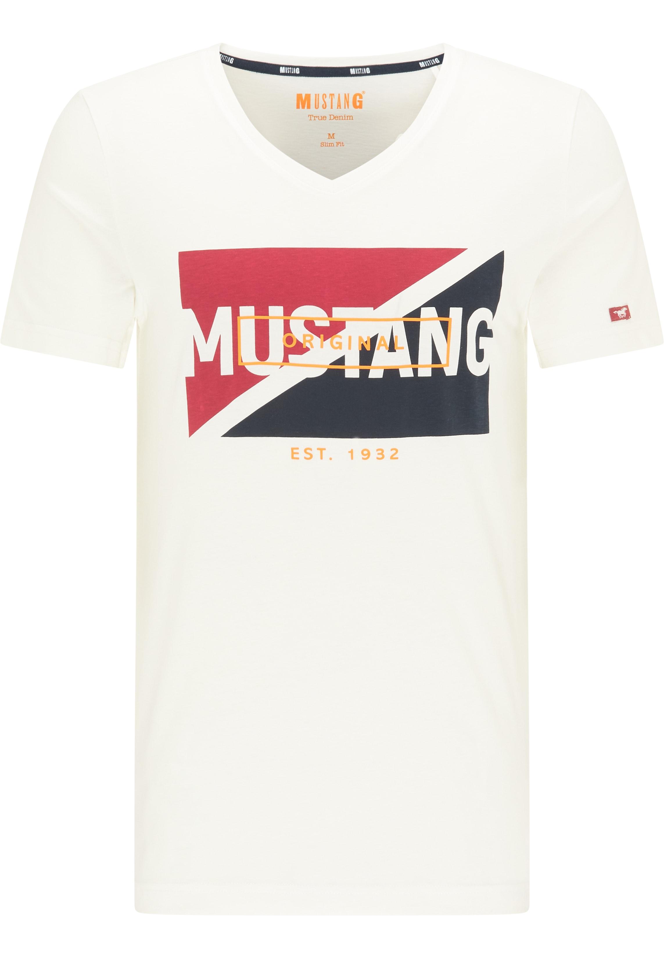 mustang -  T-Shirt Aaron V Print