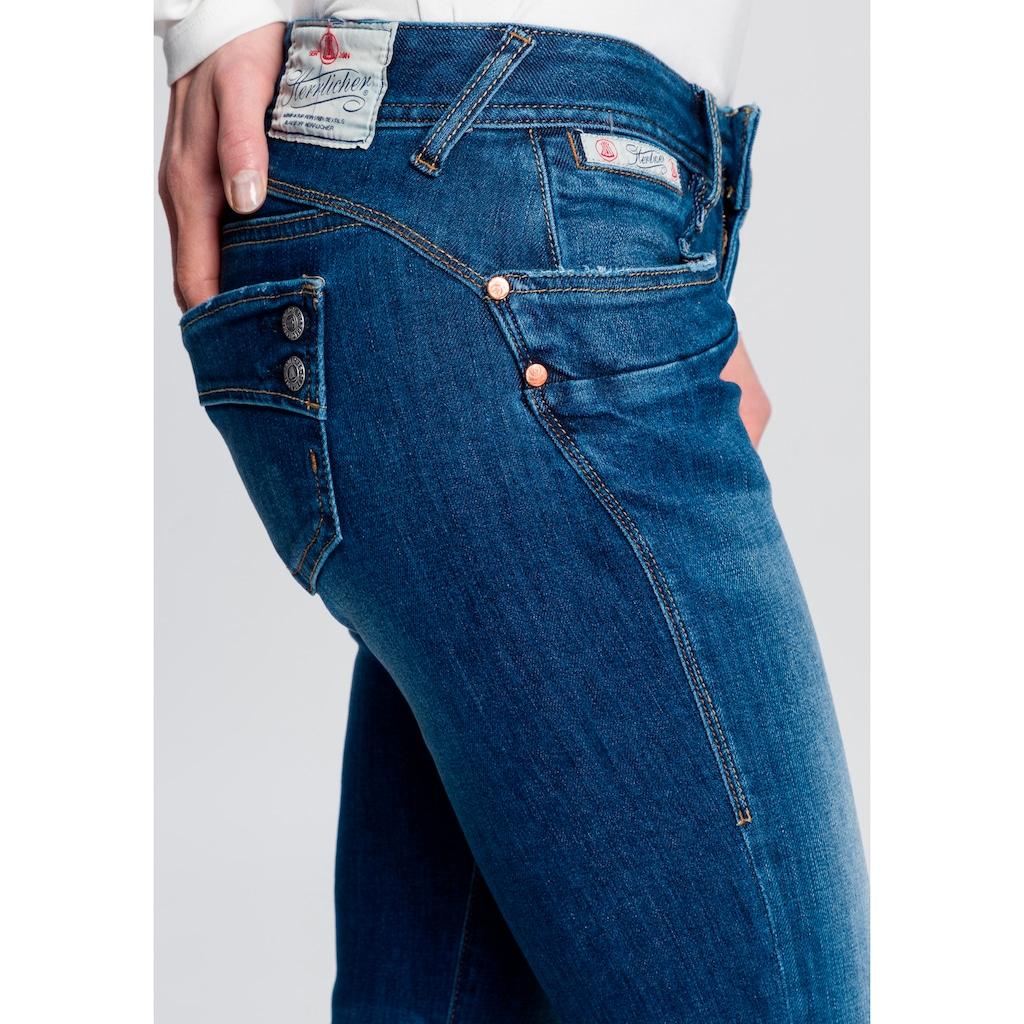 Herrlicher Gerade Jeans »PIPER STRAIGHT ORGANIC«, umweltfreundlich dank Kitotex Technology
