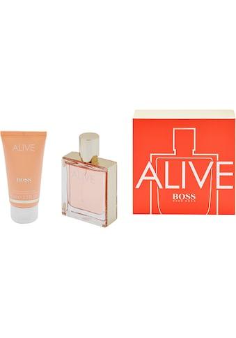 "Boss Duft - Set ""Alive"", 2 - tlg. kaufen"