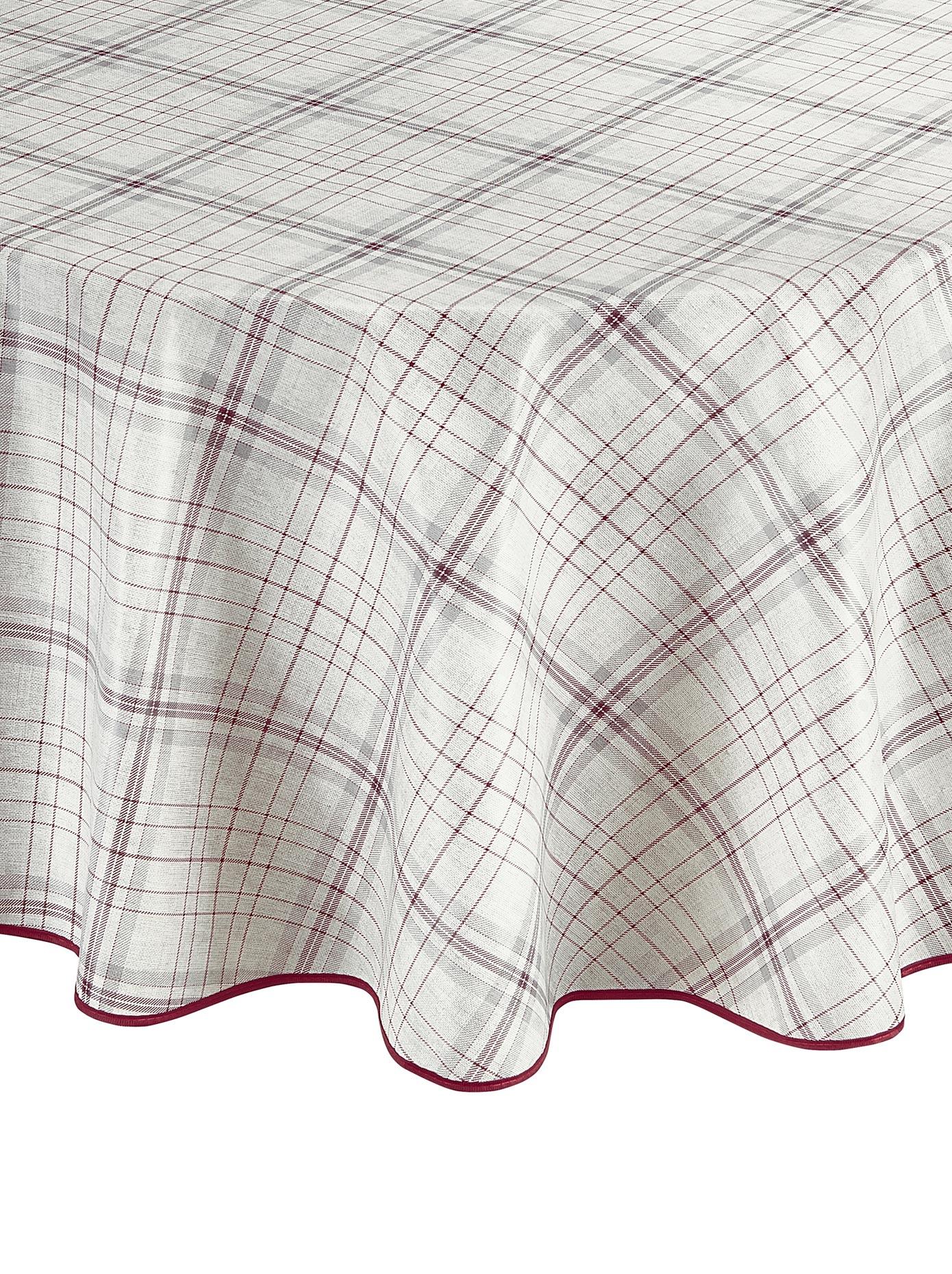 Tischdecke grau Tischdecken Tischwäsche