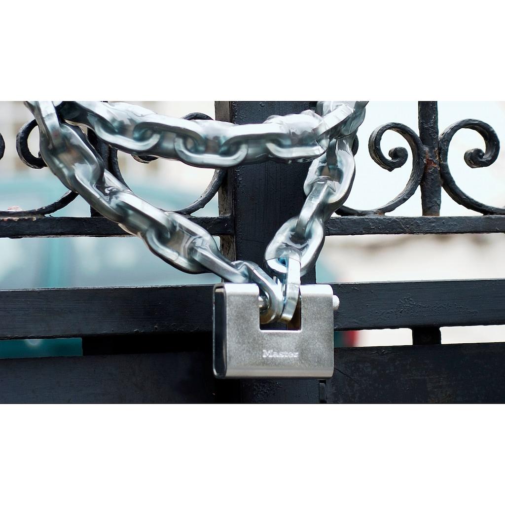 Master Lock Vorhängeschloss, Stahl
