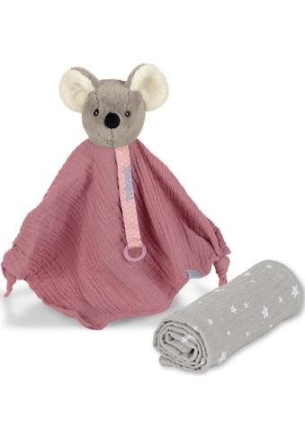 Sterntaler® Schmusetuch »Träumli-Set Mabel«, (Set, 2 tlg.) kaufen
