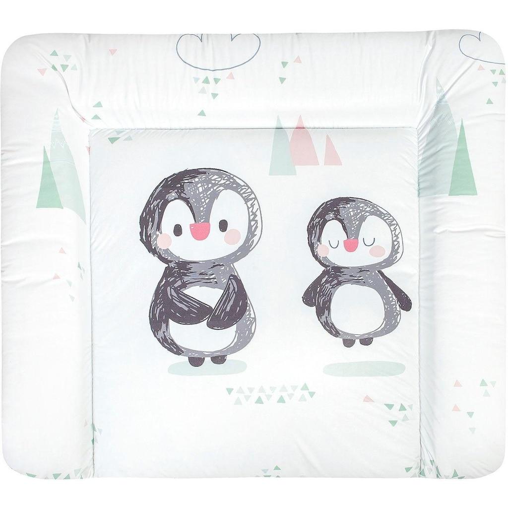 Julius Zöllner Wickelauflage »Softy - Pinguin«, (1 tlg.), Made in Germany